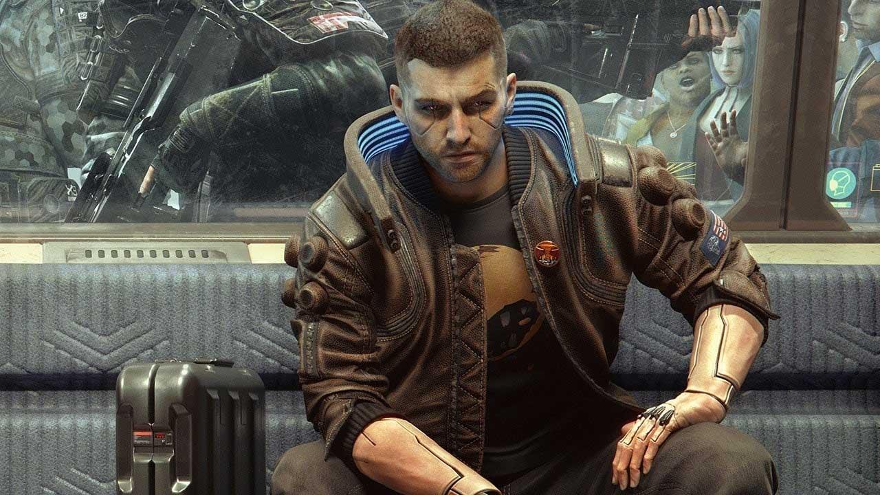 Cyberpunk 2077 parche 1.2