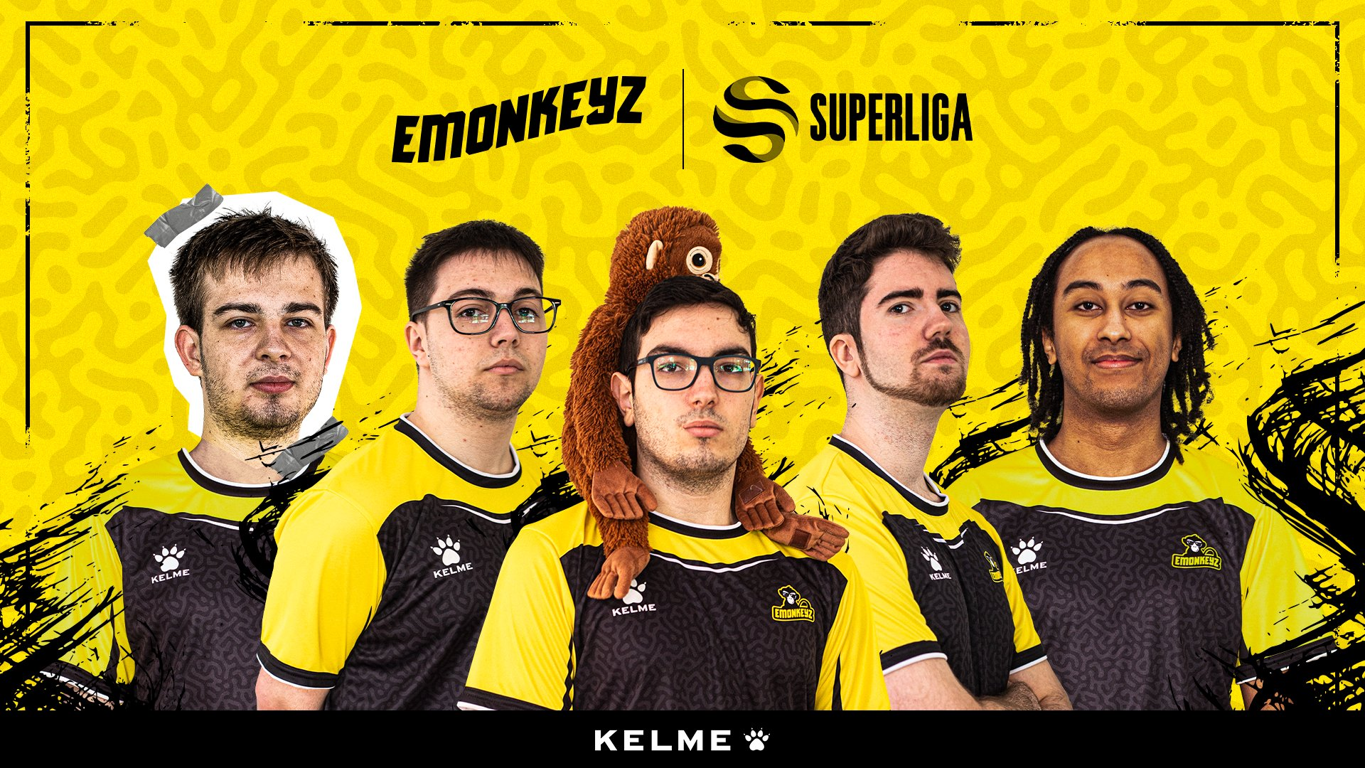 eMonkeyz roster