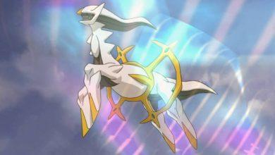 Arceus Pokémon Diamante & Perla