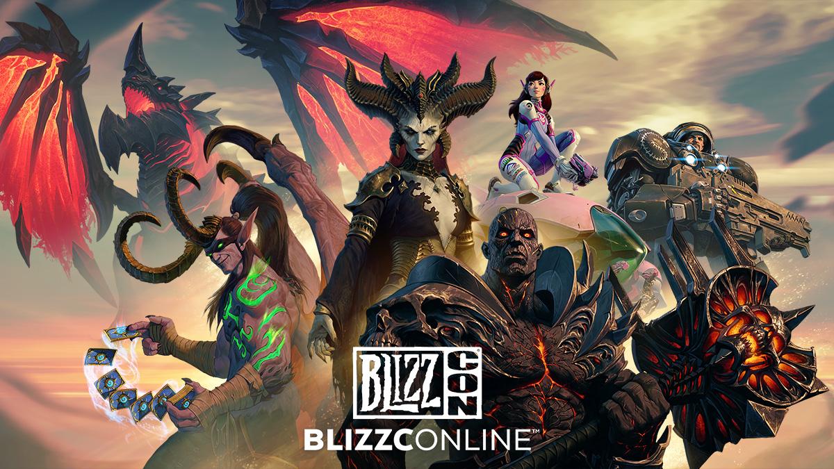 Blizcon 2021