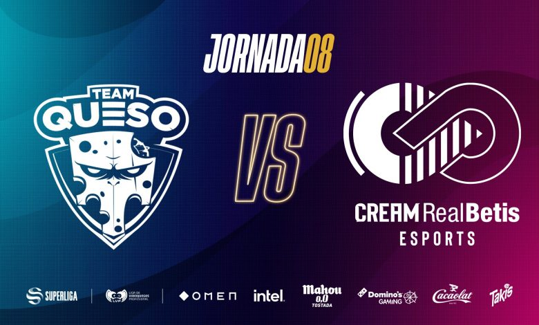 Team Queso vs Cream Real Betis