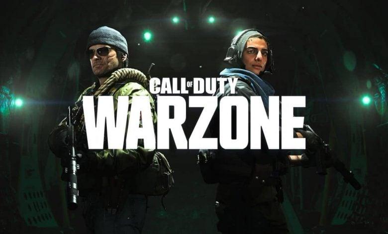 Warzone PS5 Xbox