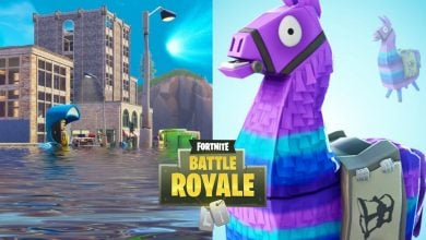 Portales Fortnite