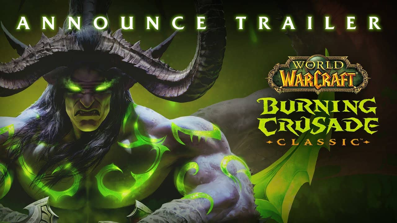 Beta Burning Crusade