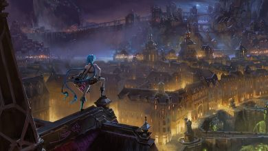 MMORPG League of Legends