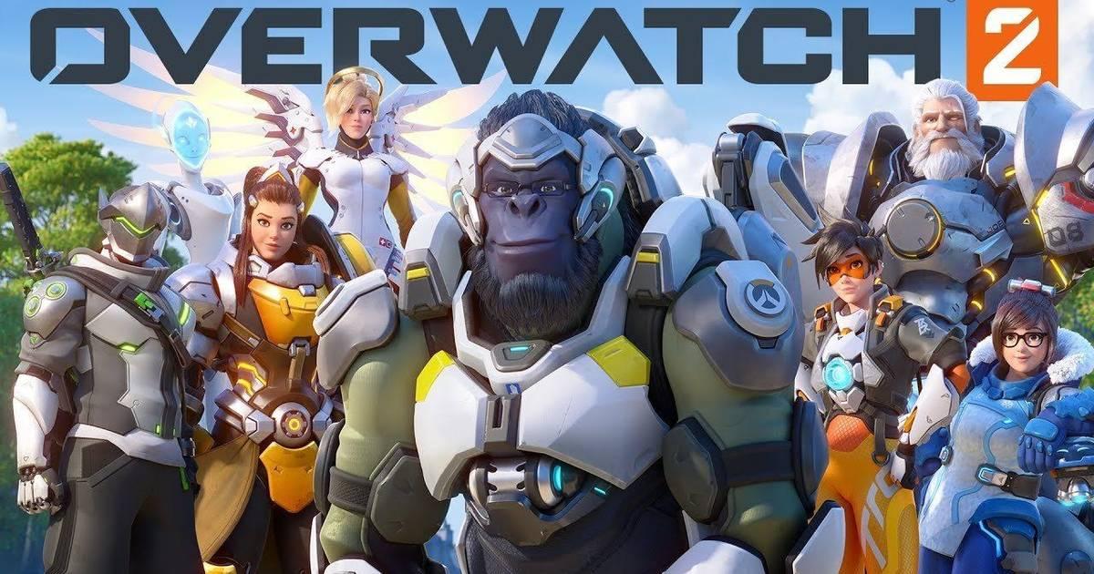 Beta Overwatch 2