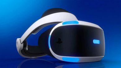 Dispositivo VR PS5