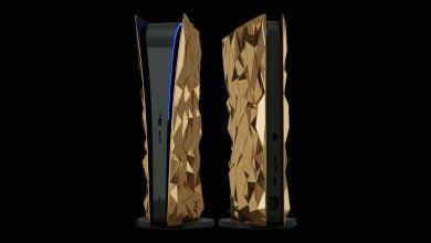 PS5 modelos de lujo