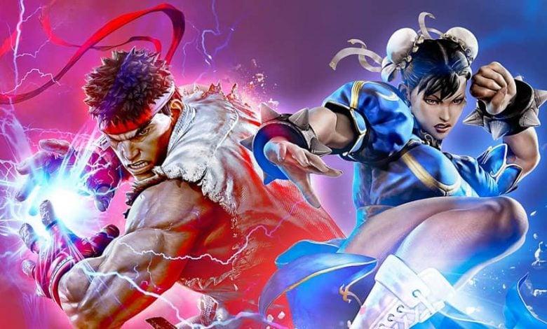 Street Fighter V temporada 5