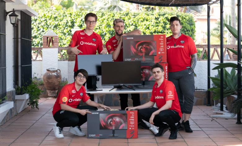 Vodafone Giants Ozone Gaming