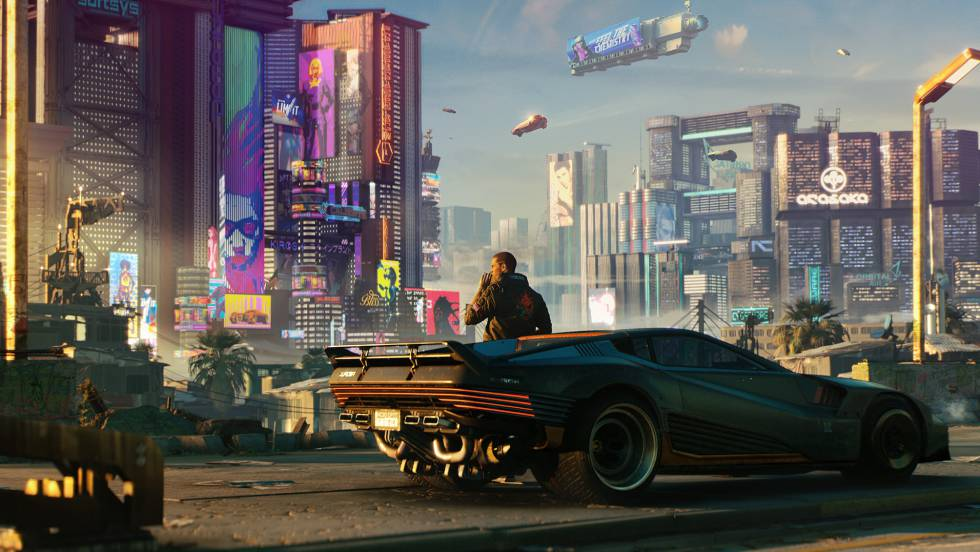 Parche 1.2 Cyberpunk 2077