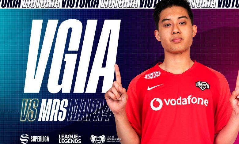 cuartos de final Vodafone Giants