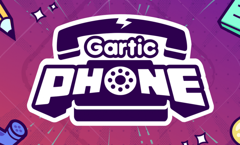 Gartic Phone Streamers