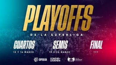 Playoffs Superliga