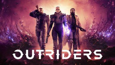 Outriders tráiler