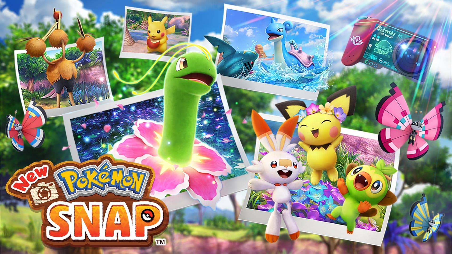 Pokémon Snap detalles