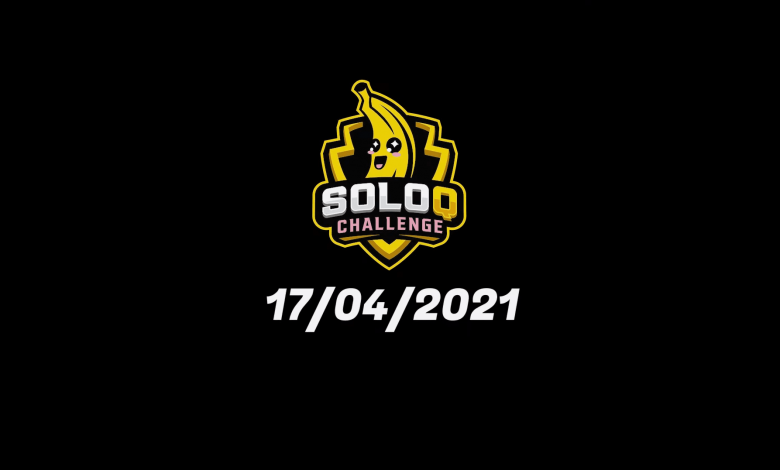 SoloQ Challenge 2021
