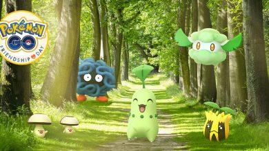 Día de la Amistad Pokémon
