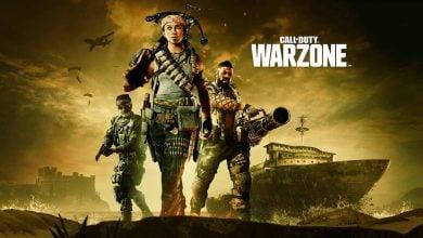 Warzone baneos