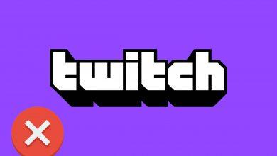 Twitch Error #2000