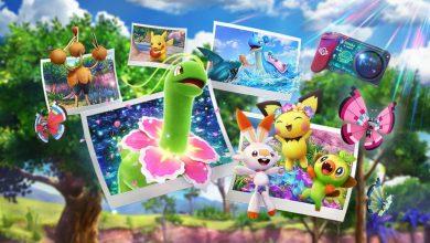 Legendarios Pokémon