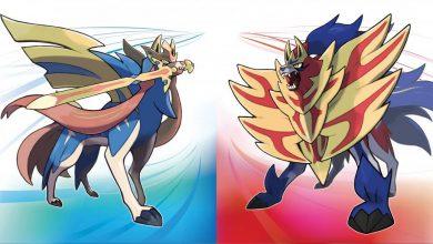 Pokémon Espada Escudo