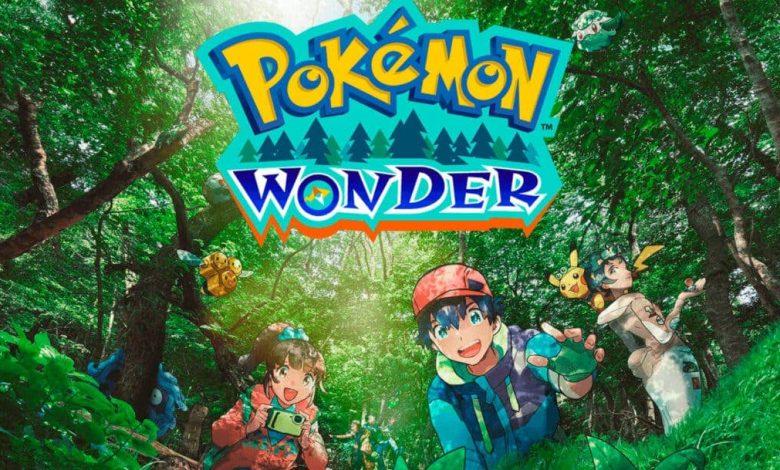 Pokémon Wonder Parque temático