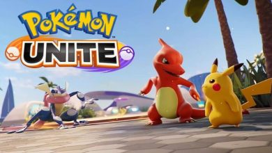 Pokémon Unite LAN