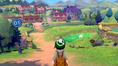 Pokémon localización