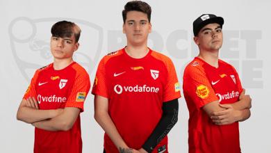 Vodafone Giants Rocket