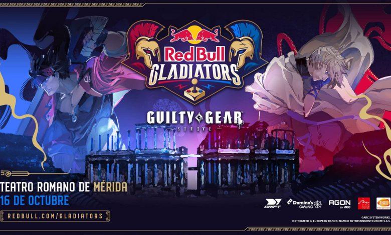 Red Bull Gladiators Guilty Gear Strive