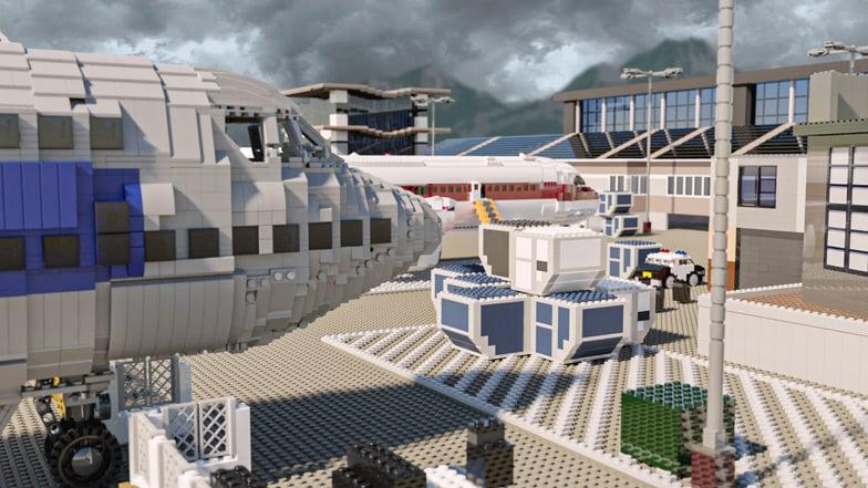 CoD Lego