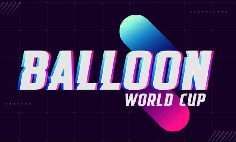 balloon world cup