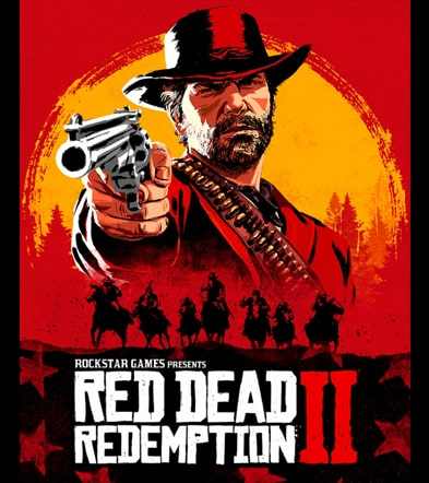reddead redemption portada