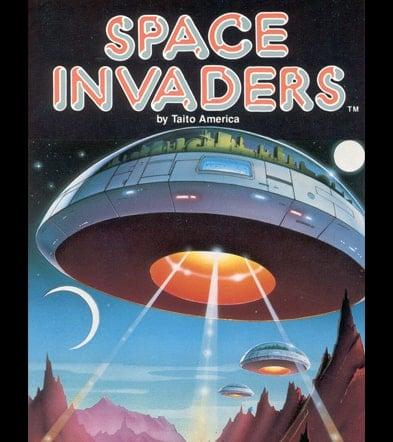 space invaders portada